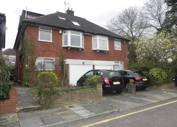 Thumbnail 5 bed semi-detached house for sale in Squirrels Close, London