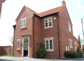 Thumbnail 4 bed detached house to rent in Baker Avenue, Gringley-On-The-Hill, Doncaster