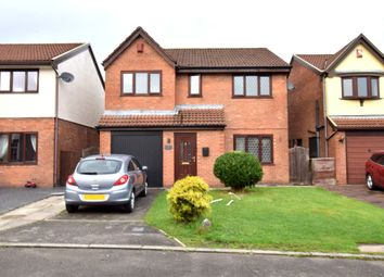 Thumbnail 4 bed detached house for sale in Common Street, Westhoughton