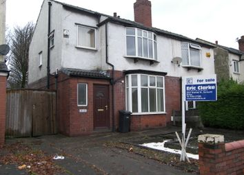 Thumbnail 3 bedroom semi-detached house for sale in Bradford Road, Great Lever