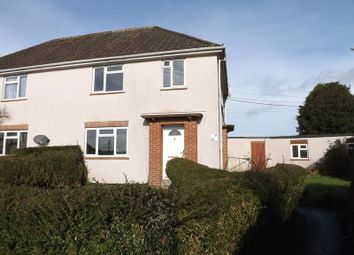 Thumbnail 3 bed semi-detached house for sale in Donyatt Hill, Ilminster
