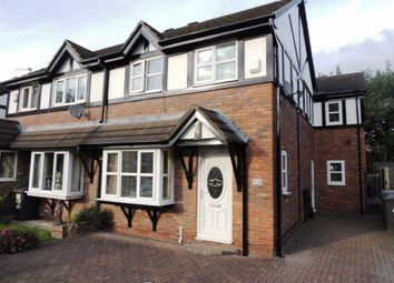 Thumbnail 4 bed semi-detached house for sale in Wadsworth Mews, Droylsden, Manchester