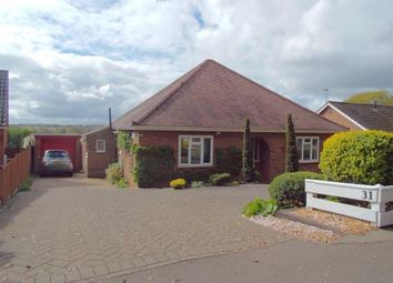 Thumbnail 4 bed bungalow for sale in Drayton, Norwich, Norfolk