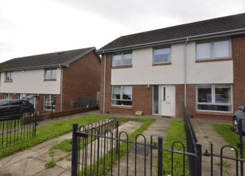 Thumbnail 3 bed end terrace house for sale in Muirshiel Crescent, Glasgow