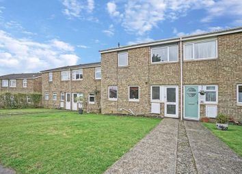 Thumbnail 3 bedroom terraced house for sale in Regent Close, Eaton Socon, St. Neots