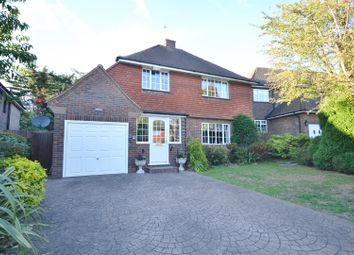 Thumbnail 3 bed detached house for sale in The Comyns, Bushey Heath, Bushey
