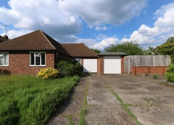 Thumbnail 2 bed detached bungalow for sale in Quinton Road, Thames Ditton