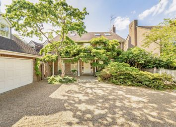 6 bed detached house for sale in Garthside, Church Road, Ham, Richmond TW10