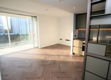 Thumbnail 1 bed flat to rent in 2 Circus Road West, Battersea, London