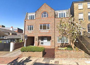 Thumbnail 2 bedroom flat to rent in Connaught House, Bridge Street, Leatherhead, Surrey