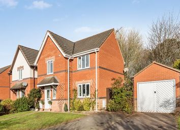 Thumbnail 3 bed detached house for sale in John Greenway Close, Gold Street, Tiverton