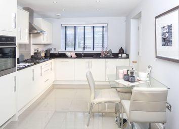 "Thumbnail 4 bedroom detached house for sale in ""Thame"" at Bevans Lane, Pontrhydyrun, Cwmbran"