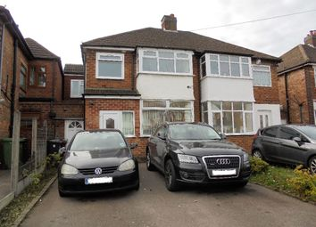 Thumbnail 4 bed semi-detached house to rent in Harvard Road, Sheldon, Birmingham