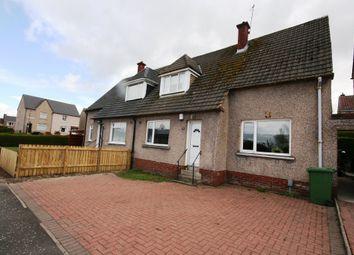 Thumbnail 3 bed semi-detached house for sale in Oak Drive, Lenzie, Kirkintilloch, Glasgow