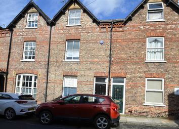 Thumbnail 2 bed terraced house to rent in George Street, York