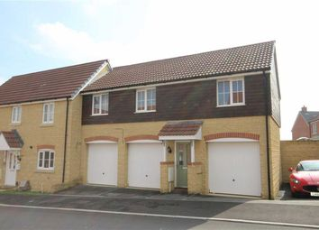 Thumbnail 2 bed flat for sale in Mustang Way, Moulden View, Swindon