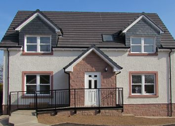 Thumbnail 4 bed detached house to rent in Station Road, Burrelton, Perthshire
