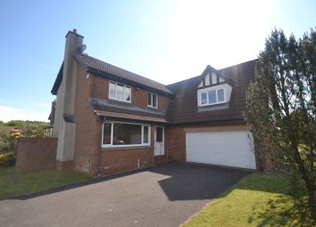 Thumbnail 4 bedroom detached house for sale in Carnoustie Way, Cumbernauld
