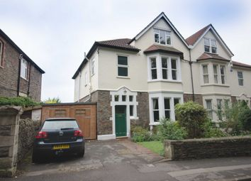 Thumbnail 5 bedroom semi-detached house for sale in Overnhill Road, Downend