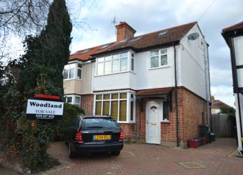 Thumbnail 5 bed semi-detached house for sale in Woodland Gardens, Isleworth