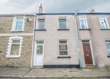 Thumbnail 3 bed terraced house for sale in Commercial Street, Pontypool