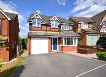 Thumbnail 4 bedroom detached house for sale in Brampton Gardens, Hatch Warren, Basingstoke