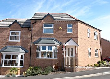 Thumbnail 3 bed semi-detached house for sale in Yorkshire Grove, Walsall
