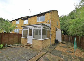 Thumbnail 2 bedroom town house to rent in Harlans Close, Eaglestone, Milton Keynes