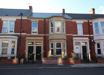 Thumbnail 3 bedroom duplex for sale in Wingrove Avenue, Newcastle Upon Tyne