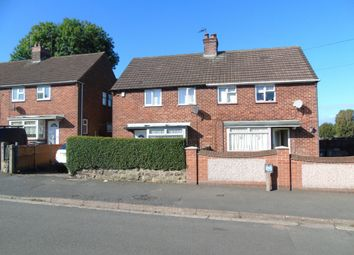 Thumbnail 2 bed semi-detached house to rent in Brook Avenue, Alfreton