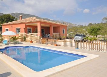 Thumbnail 4 bed villa for sale in 03688 El Fondó De Les Neus, Alicante, Spain