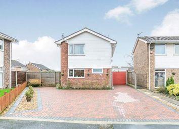 Thumbnail 3 bed detached house for sale in Craven Close, Fulwood, Preston, Lancashire