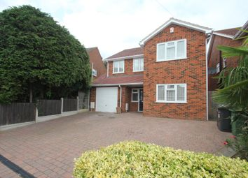 Thumbnail 4 bed detached house for sale in York Road, Ashingdon, Rochford