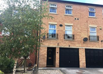 Thumbnail 4 bed terraced house for sale in The Point, Wakefield