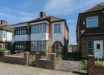 Thumbnail 3 bed semi-detached house for sale in Dunbar Road, Wood Green