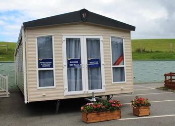 Thumbnail 3 bed mobile/park home for sale in Trevelgue, Newquay, Cornwall