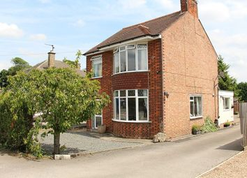 Thumbnail 4 bedroom detached house for sale in Peterborough Road, Crowland, Peterborough