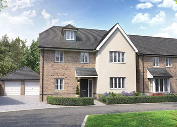 5 bed detached house for sale in Oaklands, Ongar Road, Great Dunmow CM6