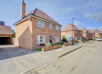 Thumbnail 4 bed detached house for sale in Oxford Blue Way, Stewarby, Bedford