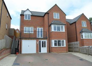 Thumbnail 5 bed detached house to rent in 5, Brynmor Park, Newtown, Powys