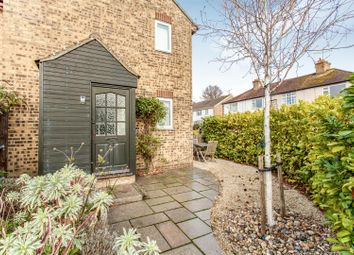 Thumbnail 1 bed end terrace house for sale in Berwick Way, Sevenoaks