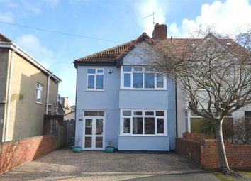 Thumbnail 3 bedroom semi-detached house for sale in Irby Road, Ashton, Bristol