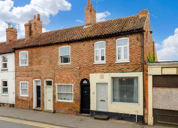 Thumbnail 2 bed terraced house for sale in Albert Street, Newark, Nottinghamshire