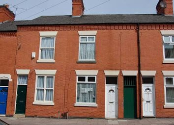 Thumbnail 2 bed terraced house for sale in Mount Road, Highfields, Leicester