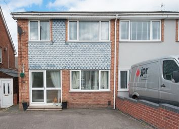 Thumbnail 3 bed semi-detached house for sale in Denise Drive, Kingshurst, Birmingham