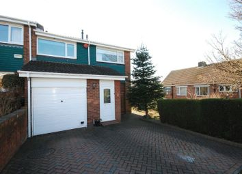 Thumbnail 3 bed end terrace house for sale in Westfield Avenue, Crawcrook, Ryton