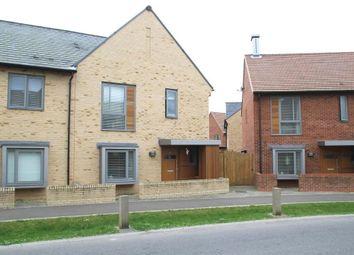 Thumbnail 4 bedroom semi-detached house to rent in Consort Avenue, Trumpington, Cambridge