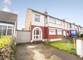 Thumbnail 3 bed end terrace house for sale in Waterton Avenue, Gravesend, Kent