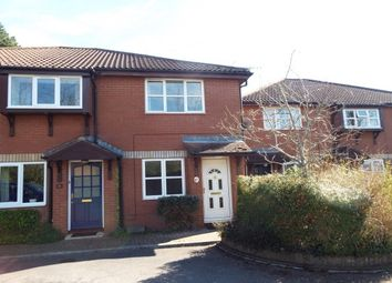 Thumbnail 2 bed terraced house to rent in Winchester Road, Romsey
