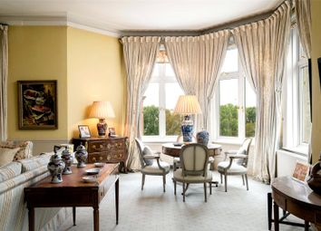 Thumbnail 5 bed flat for sale in Hyde Park Gate, Kensington, London